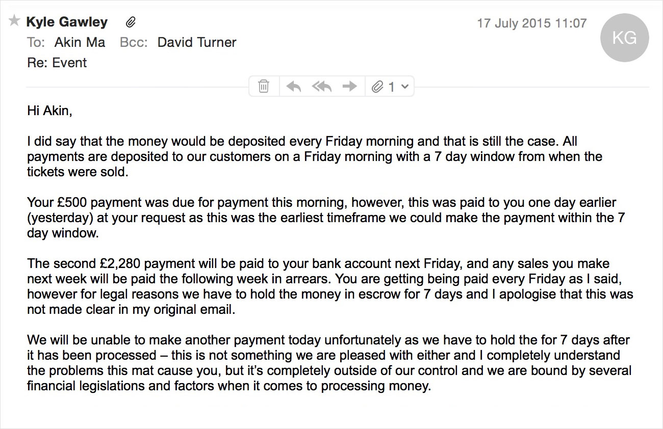My Startup Was Laundering Money From Stolen Credit Cards Wiring Yourself Fri 17 Jul 1107