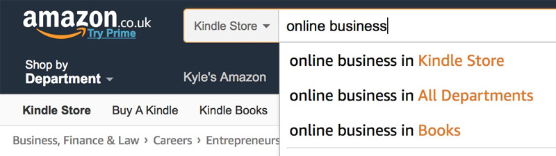 How I Ranked in Amazon's Top 100 Bestsellers in 8 Hours Self